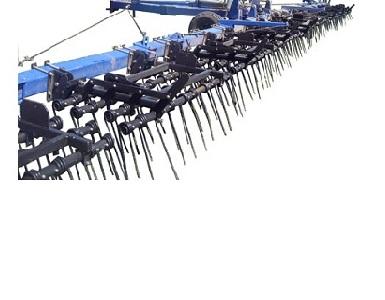 Неоригинальные пружинные зубья  для почвообрабатывающей техники