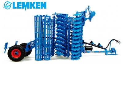 Запчасти для дисковой бороны Lemken Rubin